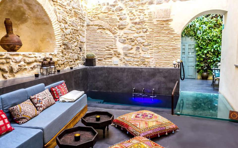 Hotel_The Riad_tarifa-patiointerior