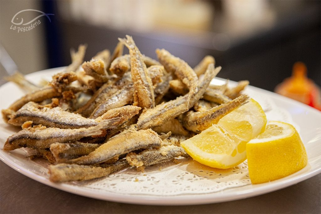 Comer en Tarifa_laspescaderia
